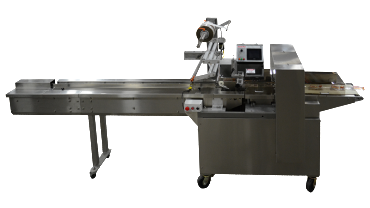Horizontal Flow Wrappers